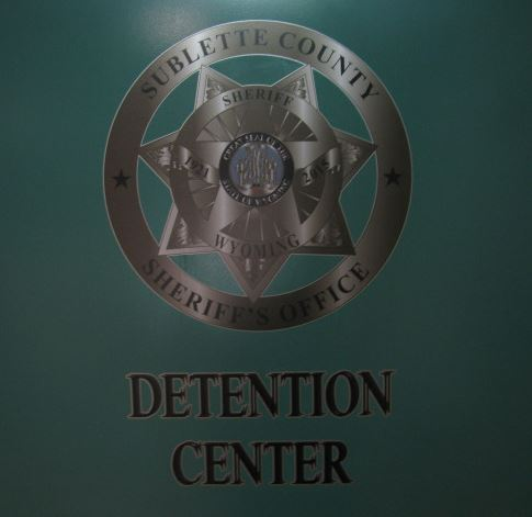 Detention Center Door